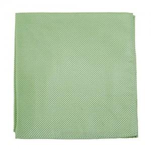 Jacob Alexander Woven Subtle Mini Squares Pocket Square Handkerchief