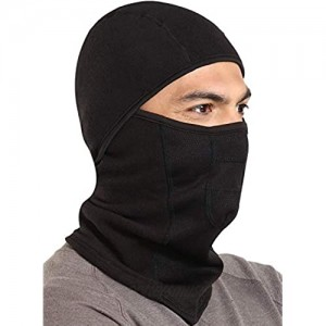 Balaclava Face Mask - Extreme Cold Weather Ski Mask for Men & Women - Winter Snow Gear for Working  Skiing  Snowboarding & Motorcycle Riding. Ultimate Protection from The Elements. Fits Under Helmets