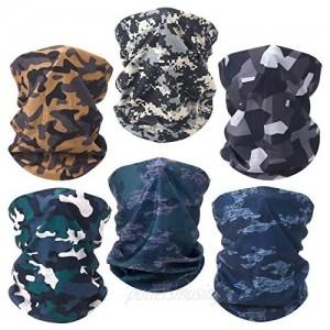 Neck Gaiter Face Mask Covering Bandana Gaiter Mask for Women Gator Mask