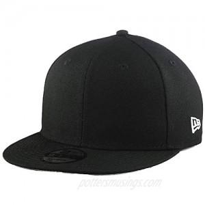 New Era Blank Custom 9FIFTY Adjustable Snapback Cap