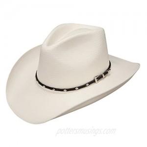 Stetson Diamond Jim Straw Hat