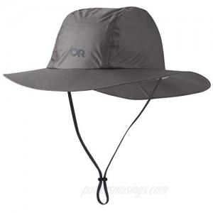 Outdoor Research Helium Rain Full Brim Hat for Men & Women – Lightweight Waterproof Rain Hat