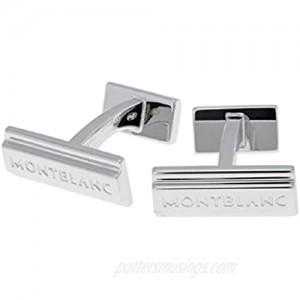 MONTBLANC Sartorial Silver Cufflinks 112909