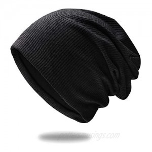 Trendy Stylish Beanie of Quality Knit Fabric  Breathability & Elasticity Skull Cap Hat