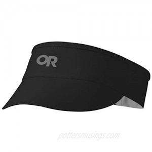 Outdoor Research Vantage Visor – Lightweight & Breathable  Self-Cooling  Quick Drying Visor Hat
