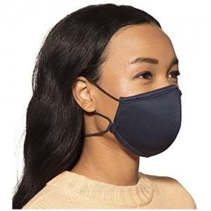 Copper Fit Unisex Never Lost Face Masks  2 Pack