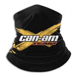 Can Am Team Unisex Fashion Face Bandanas Head Band Wears Scarf Face Tube Neck Scarf