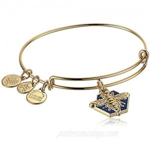 Alex and Ani Color Infusion Honey Bee EWB Shiny Gold One Size