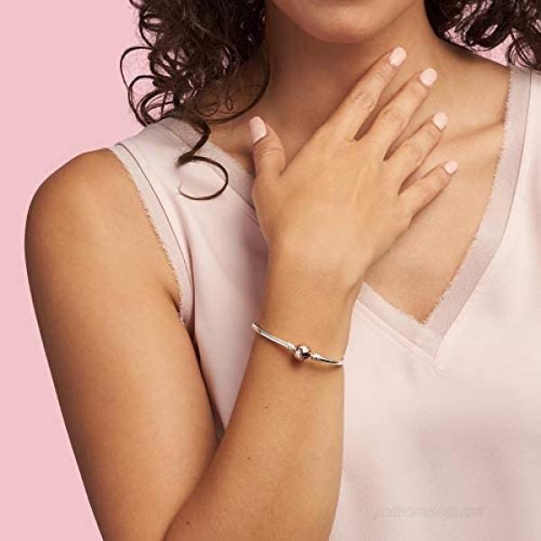 Pandora Jewelry Moments Bangle Pandora Rose Bracelet