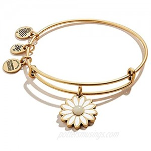 Alex and Ani Color Infusion Daisy Bracelet