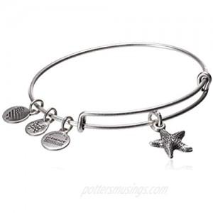 Alex and Ani Seaside Starfish II Bangle