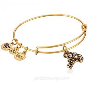 Alex and ANI Womens I Pick You EWB Bangle Bracelet Expandable