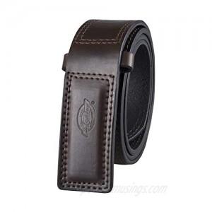 Dickies Men's No-Scratch Leather Mechanic Belt