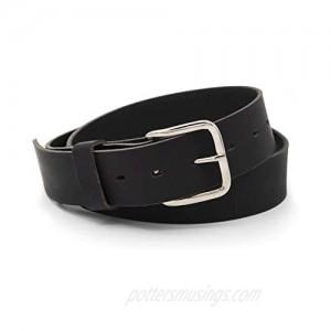 Journeyman Leather Belt | Made in USA | Mens Leather Belt