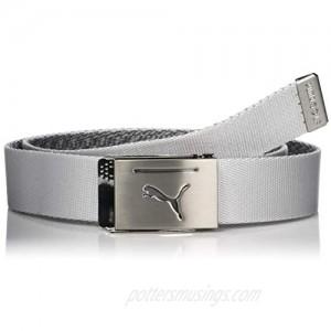 Puma Golf Men's Reversible Web Belt (One Size)