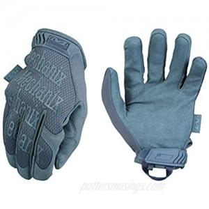 Mechanix Wear: The Original Wolf Grey Tactical Work Gloves (Large  Grey)